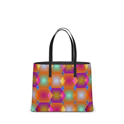 Geometrical Shapes Collection Kika Tote