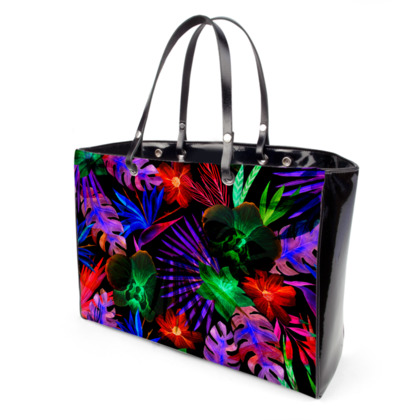 Unique Florals Handbags