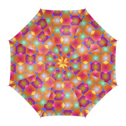 Geometrical Shapes Collection Umbrella