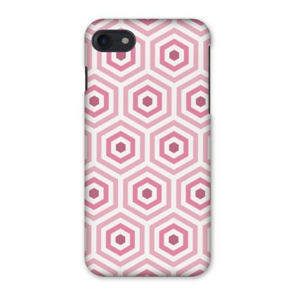 Geo Hive iPhone Case