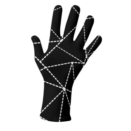 Ab Dot Lines 2 different Gloves