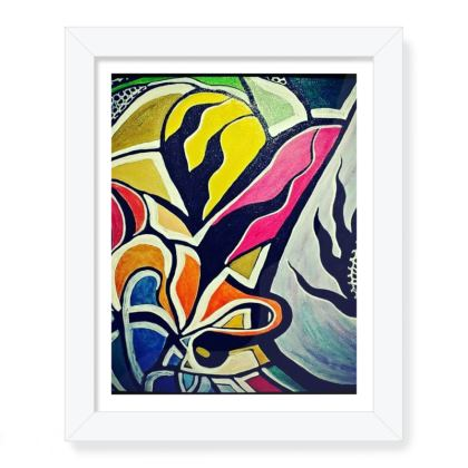 Another Love framed Print