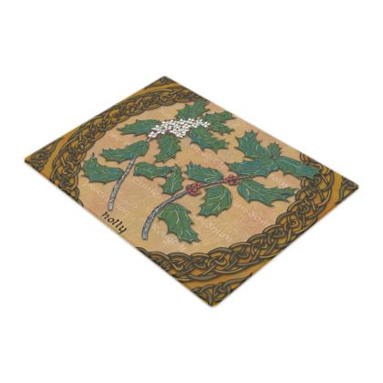 Celtic Holly Chopping Board