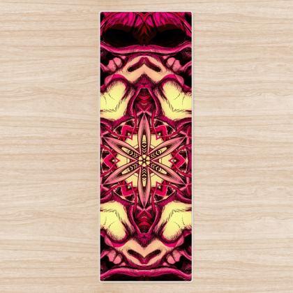 Kaleidoscope 2 Yoga Mat