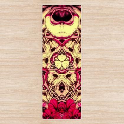 Kaleidoscope 1 Yoga Mat