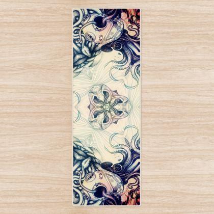 Kaleidoscope 4 Yoga Mat