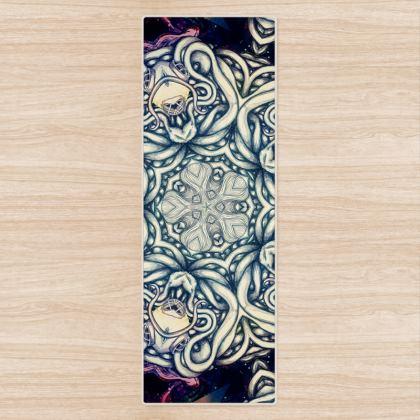 Kaleidoscope 5 Yoga Mat