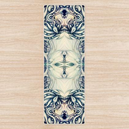 Kaleidoscope 6 Yoga Mat