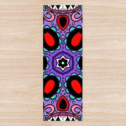 Mandala 1 Yoga Mat