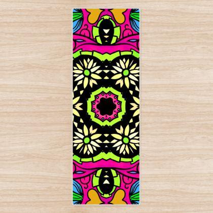 Mandala 2 Yoga Mat