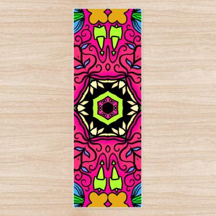 Mandala 3 Yoga Mat