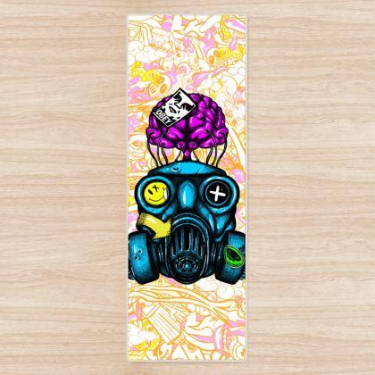 Mask Yoga Mat