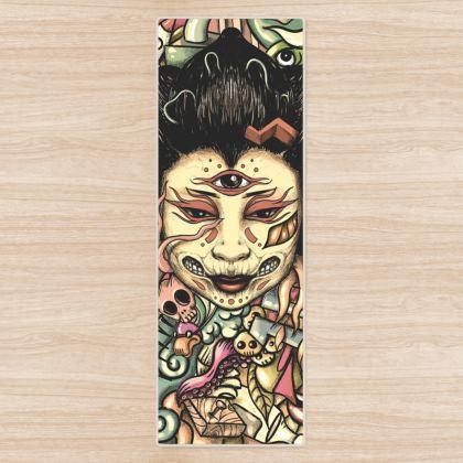 Geisha Flat Yoga Mat