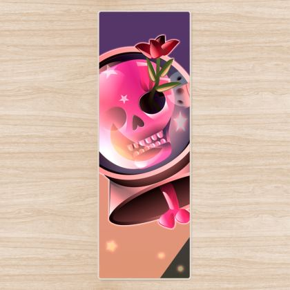 Lost in Space Yoga Mat