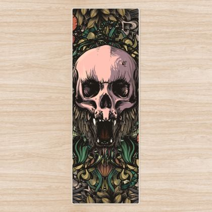Jungle Yoga Mat