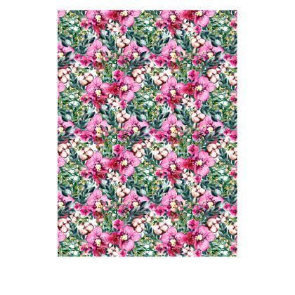 Pink Orchid Satin Printed slip dress, Floral Silk Satin Dress, Silk Slip Dress, Floral Silk Dress, silk floral cami dress, Date dress