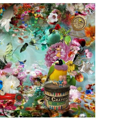 The Secret Garden Deckchair