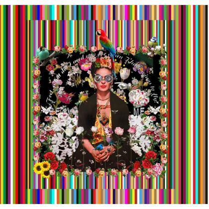 Frida Incognito Deckchair