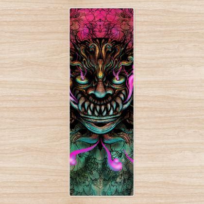 Demon Yoga Mat
