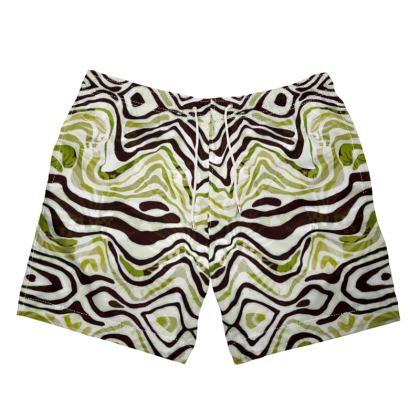 Summer in Africa Swim Shorts