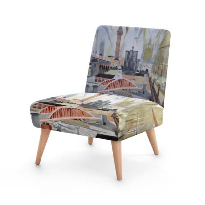 Toon Occasional Chair by Alison