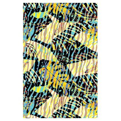 Tropical Beach Swim Shorts
