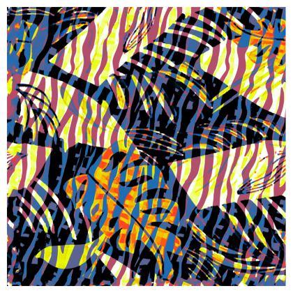 Wilderness Collage Swim Shorts