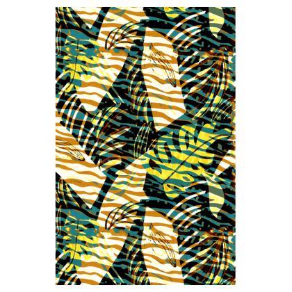 Layers of Jungle Swim Shorts