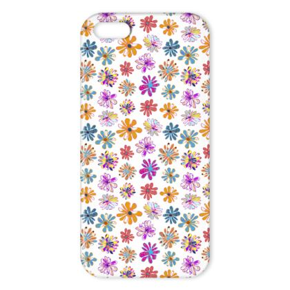 Rainbow Daisies Collection IPhone Cases