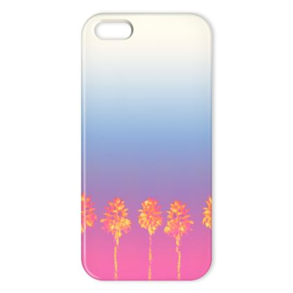 Palm Trees Collection iPhone Case
