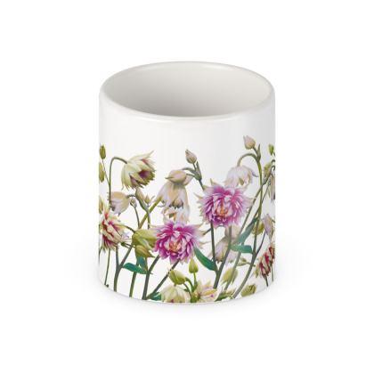 Aquilegia Ceramic Mug