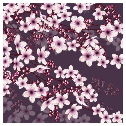 Spring Blossom Crossbody Bag