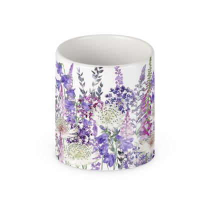 Ceramic Mug - Garden Of Wonder