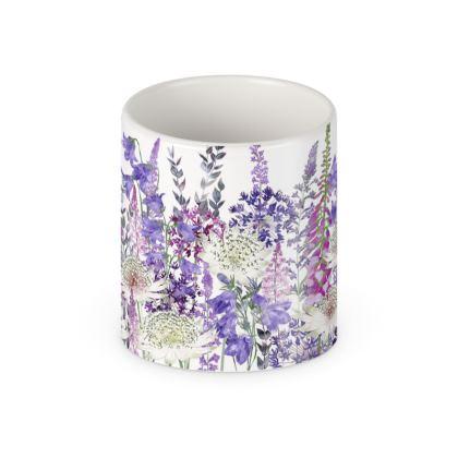 Garden of Wonder Ceramic Mug