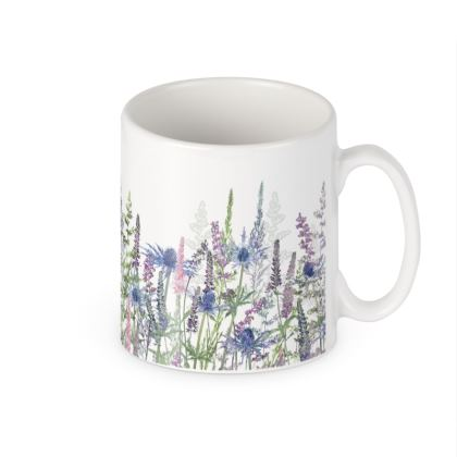 Ceramic Mug - Fairytale Meadow
