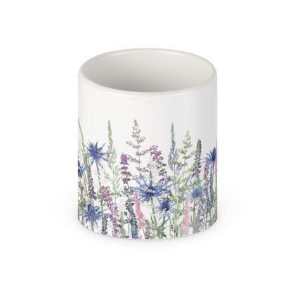 Fairytale Meadow Ceramic Mug