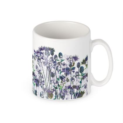 Ceramic Mug - Heavenly Hedgerow