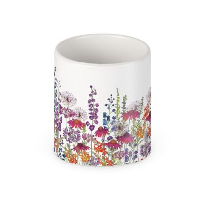 Summertime Symphony Ceramic Mug