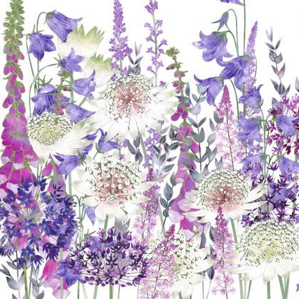 Garden of Wonder Luxury Cushion