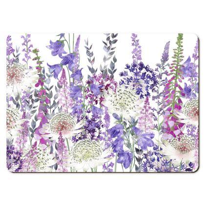 Large Placemats - Garden Of Wonder