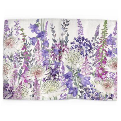 Garden of Wonder Tea Towel