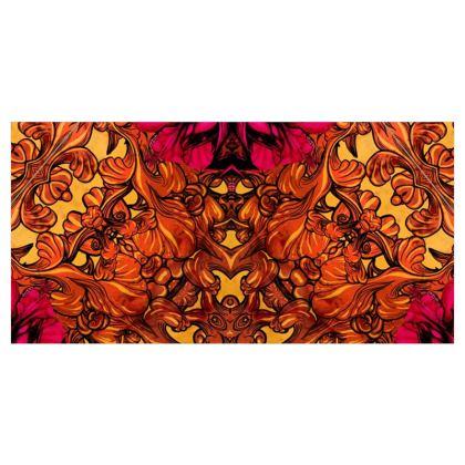 Kaleidoscope 8 Voile Curtains