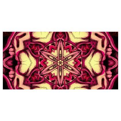 Kaleidoscope 9 Voile Curtains