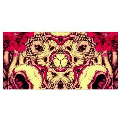 Kaleidoscope 10 Voile Curtains