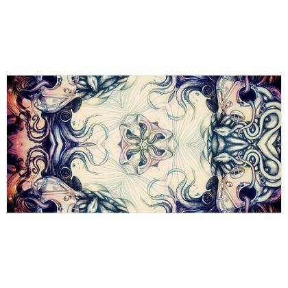 Kaleidoscope 11 Voile Curtains