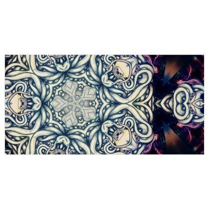 Kaleidoscope 5 Voile Curtains
