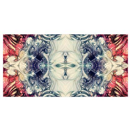 Kaleidoscope 6 Voile Curtains