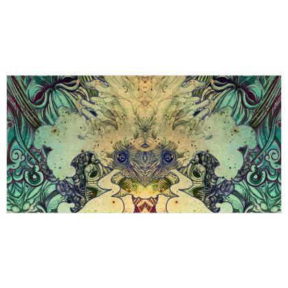 Kaleidoscope 7 Voile Curtains