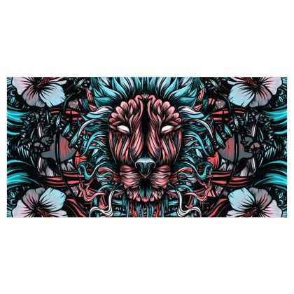 Lion Voile Curtains
