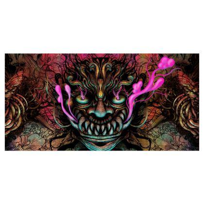 Demon Voile Curtains